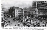LONDON , Charing Cross Station & the Strand,. Angleterre
