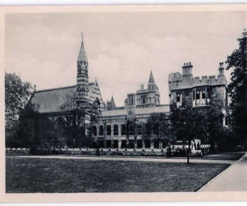 LIVERPOOL , BALLIOL College. Angleterre