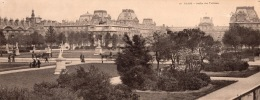 PARIS , Jardins des Tuileries. Paris