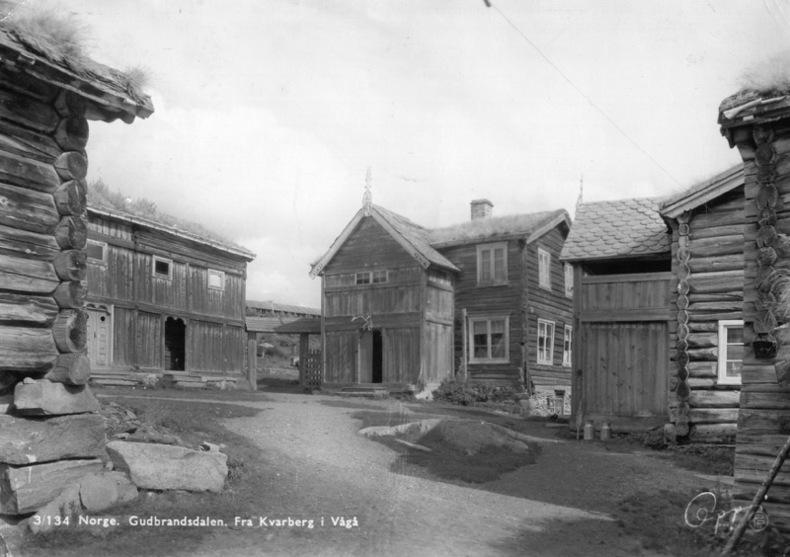 NORGE , Gudbrandsdalen . Norvège
