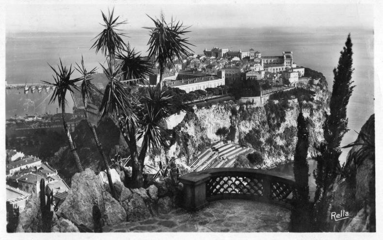 Monaco , Principauté de Monaco, Vue générale, . Monaco