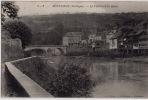 MONTIGNAC , la Vezére et les Quais . Dordogne