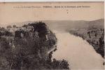 TURNAC , Bords de la Dordogne prés Grolejac . MUSSIDAN