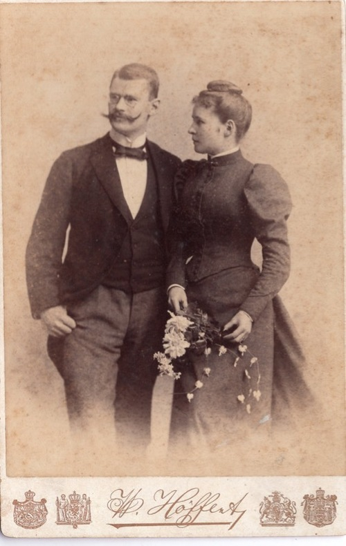 Couple. William Hoffert