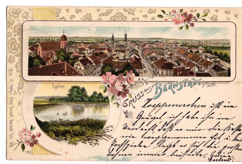 Bernstadt. Allemagne