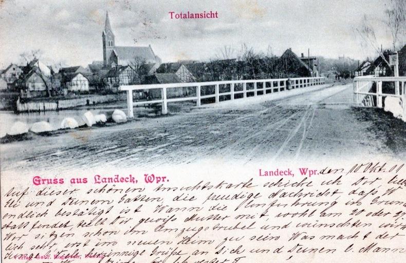 Landeck. Allemagne