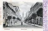 Lauban , Weberstrasse.