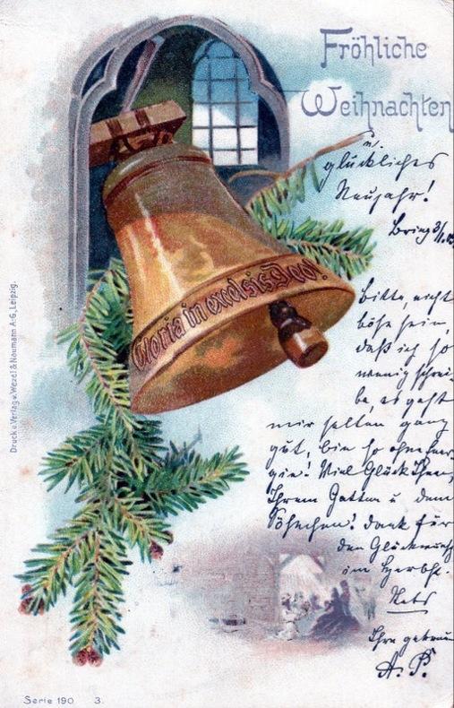 Frohliche Weihnachten.