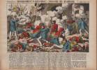 Bombardement d'Alexandrie. Massacre des Européens.-. [IMAGERIE D'ÉPINAL]. IIIe RÉPUBLIQUE. ALEXANDRIE.-
