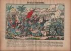 Bataille d'Eski-Djouma.-. [IMAGERIE D'ÉPINAL]. IIIe RÉPUBLIQUE. ESKI-DJOUMA.-