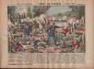 Guerre du Tonkin. Combat de Nam-Dinh (19 juillet 1883).-. [IMAGERIE D'ÉPINAL]. IIIe RÉPUBLIQUE. NAM-DINH.-