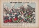 Combat du Djebbel-Haddedah. 26 Avril 1881.-. [IMAGERIE D'ÉPINAL]. IIIe RÉPUBLIQUE. TUNISIE.-