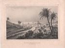 Vue de la Ciudad de Las Palmas (Prise du côté des Champs).-. [ILES CANARIES].-