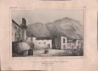 Vue du Palais ruiné des comtes de Comère. Ville de Garachio (Ténériffe).-. [ILES CANARIES].-