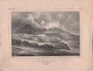 Vue du Pic de Teyde prise d'Icod el Alto (Ténériffe).-. [ILES CANARIES].-