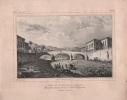 Vue du Pont de la Ciudad prise de l'embouchure du ravin de la Giniguada.-. [ILES CANARIES].-