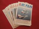 Air fan, mensuel de l'aéronautique militaire internationnale, 1981. collectif