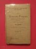 La monarchie française, lettres et documents inédits (1844-1907). Comte de Chambord, comte de Paris, duc d'Orléans