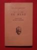 Oeuvres complètes de chevalier de Méré, tome 3. Chevalier de Méré, Antoine Gombaud