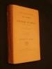 Les sources de l'histoire de France, XVIIe siècle, mémoires et lettres, tome 2. Emile Bourgeois, Louis André