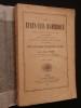 Les Etats Unis d'Amérique, étude historique et d'économie politique. Major Poussin