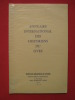Annuaire international des historiens du livre. anonyme