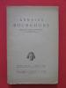 Annales de Bourgogne, revue historique trimestrielle tome XVIII, fascicule IV décembre. collectif