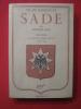 Vie du marquis de Sade, T1. Gilbert Lely
