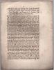 du 26 juillet 1663. Arrest de la Cour de Parlement de Provence