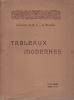 Collection de M. Z… de Marseille.. Tableaux Modernes