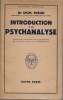 Introduction à la psychanalyse. FREUD Sigmund