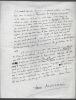 Lettre autographe signée. DUVERNOIS Henri