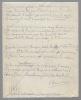 Correspondance avec le félibre avignonnais Bruneau. ISNARDS Comte, Vicomteet marquis