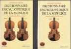 Dictionnaire Encyclopédique de la Musique.