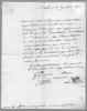 Authentique document historique concernant le Var sous la Révolution. La commune de MEINARGUETTES a été rattachée à celle de MAZAUGUES en 1839.. ...