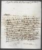 Lettres autographes signées. AUDIFFRET