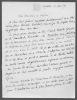Lettre autographe signée. BERTRAND Louis