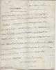 Lettres autographse signées. CAYLUS Charles de