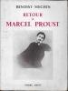 Retour à Marcel Proust. BENOIST-MECHIN