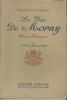 Le Duc de Morny. BOULENGER Marcel