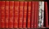 Inventaire du fonds français - Graveurs du XVIIè siècle.. WEIGERT Roger-Armand et PRÉAUD Maxime