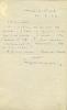1879 - 1949. Écrivain, acteur et fondateur de la compagnie du Vieux-Clombier (1913).L.A.S. datée 11 mars 1932 de La Chaux-de-Fonds (Suisse). COPEAU ...