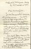 1882 - ? Romancier. 3 L.A.S. . ESCHOLIER Raymond