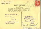 1913 - 1983. Romancier; C.A.S. . LANOUX Armand