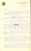 1867 - 1958. Écrivain, président de la Société des gens de lettres de 1908 à 1919; Académie française en 1924. 3 L.A.S. . LECOMTE Georges