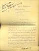 1877 - 1963. Écrivain resté célèbre avec ses À la manière de … 2 L.S.. REBOUX Paul