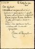 1864 - 1936. Poète et romancier. 2 L.A.S. . REGNIER Henri de