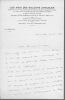1853 - 1933. Écrivain, gendre de Pasteur. L.A.S. . VALLERY-RADOT René