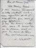 1869 - 1952. Peintre. 3 Lettres autographes signées.. VALTAT Louis