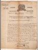 L'Accusateur Public du Tribunal criminel du Département de Vaucluse .... Révolution